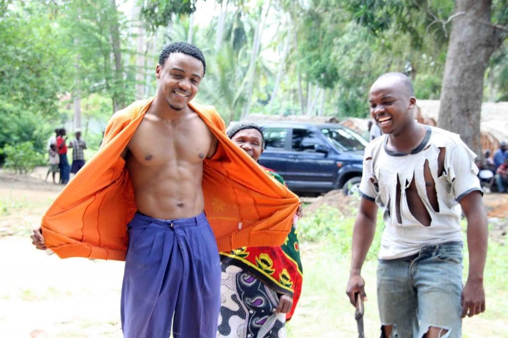 Ali Kiba Body Ali Kiba Was Busy Making The