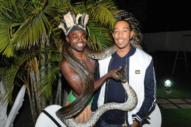 ADORACIÓN A LA SERPIENTE - Página 11 Ludacris-Snake