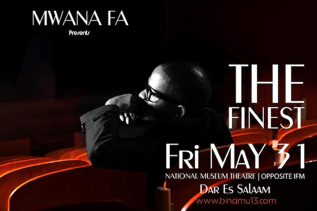 MwanaFA_TheFinest Online Poster