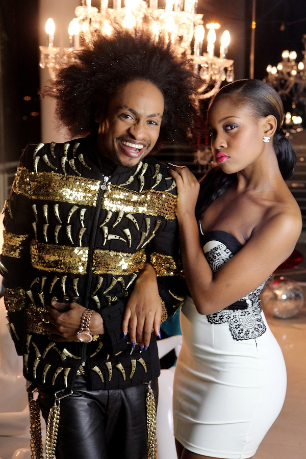 Jokate and Denrele 2