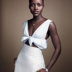 LUPITA NYONG'O ON DUJOUR MAGAZINE