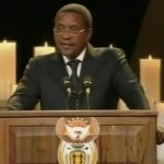 PRESIDENT KIKWETE's EULOGY SPEECH FOR NELSON MANDELA AT QUNU,EASTERN CAPE [VIDEO]