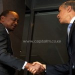 TWO HISTORICAL HANDSHAKES AT MANDELA's MEMORIAL