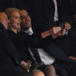 THE PRESIDENTIAL SELFIE THAT GOT GLOBAL ATTENTION