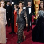 DRESSES WORN BY ACTRESS AWARD WINNERS  THROUGHOUT THE YEARS [INFOGRAPHIC]