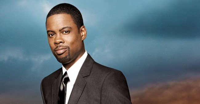 The 2014 BET Awards Host,Comedian Chris Rock