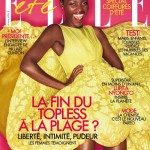 Lupita Nyong'o On Elle France's July Cover
