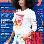"Solange Knowles Covers Lucky Magazine. Talks About ""Elevator Brawl"""