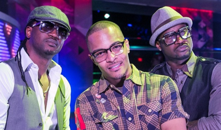 P-Square Feat T.I Ejeajo