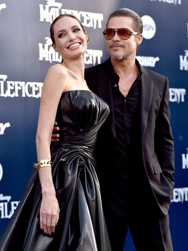Angelina Jolie and Brad Pitt wedding 23rd August 2014