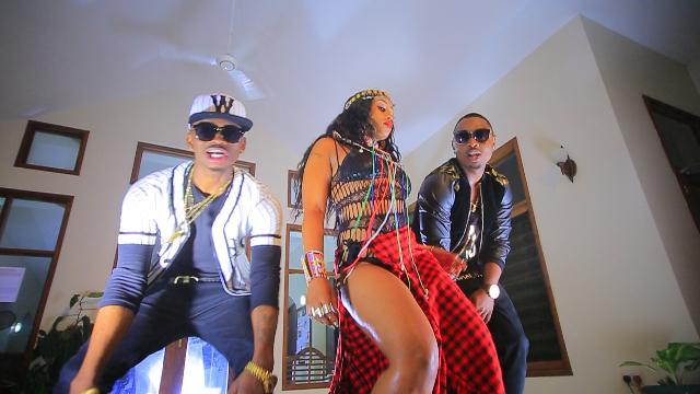 Victoria Kimani Featuring Diamond & Ommy Dimpoz-Prokoto
