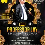 Professor Jay Set To Launch Two Videos At Once This Weekend!