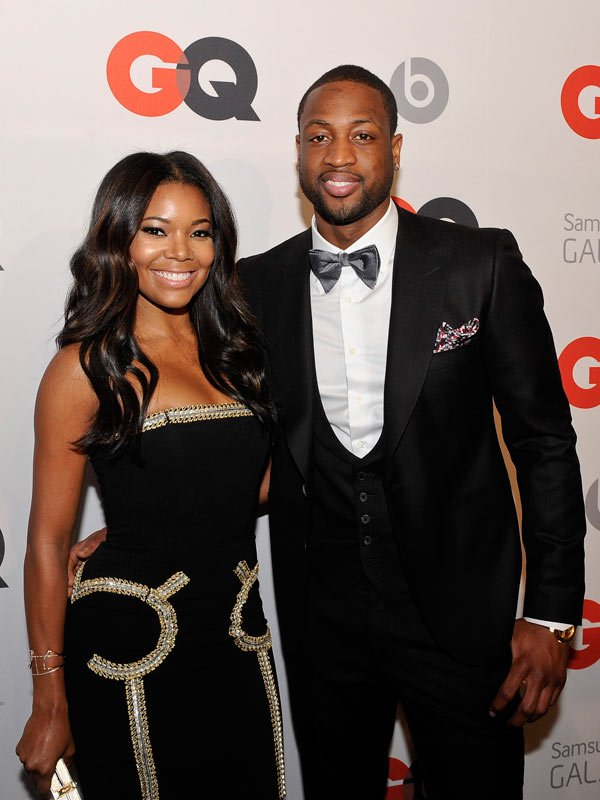 Dwayne Wade Marries Gabrielle Union in Miami