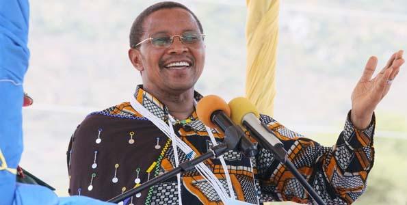President Jakaya Mrisho Kikwete Of United Republic Of Tanzania