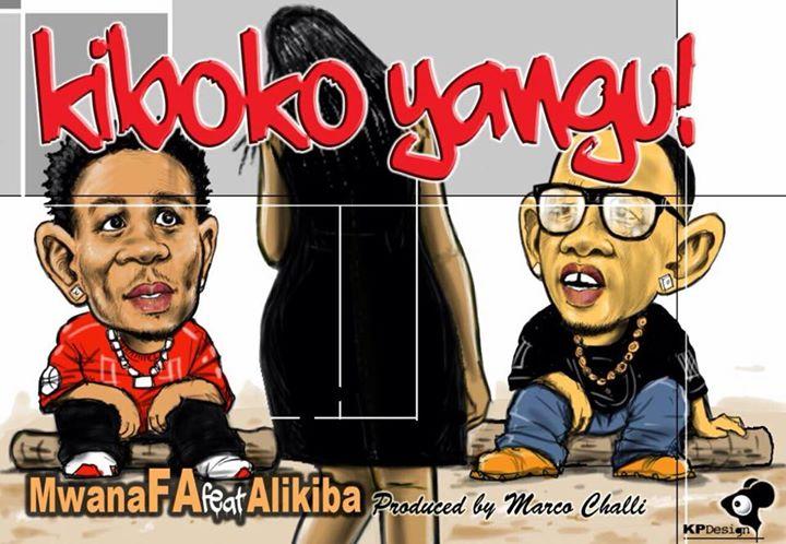 MwanaFA Feat Ali Kiba-Kiboko Yako