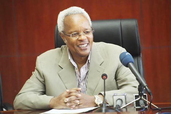 Let's Talk A Little Bit About Lowassa