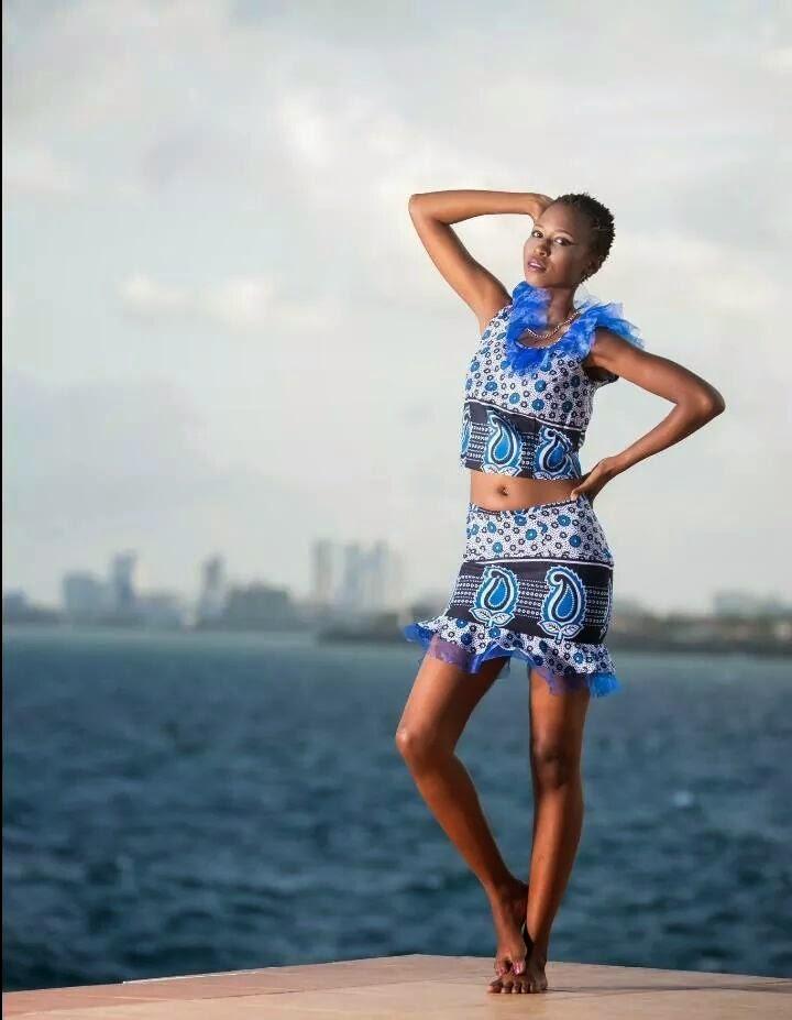 Miss Universe Tanzania 2014