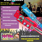 Introducing Scratch N' Win Wristbands!