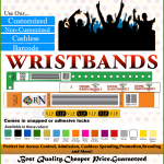 Secure Your Venue And Profits. Use These Wristbands!