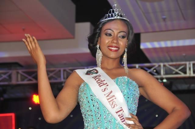 Miss Tanzania 2014 Sitti Abbas Mtemvu ajivua taji