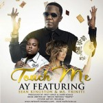 "NeW JoiNt AleRt:""Touch Me""-AY Featuring Sean Kingston & Ms Triniti"