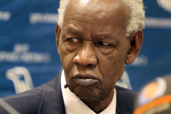 Judge (rtd) Joseph Warioba