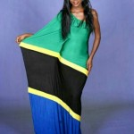 Happiness Watimanywa: Tanzania's Beauty Queen At Miss World 2014