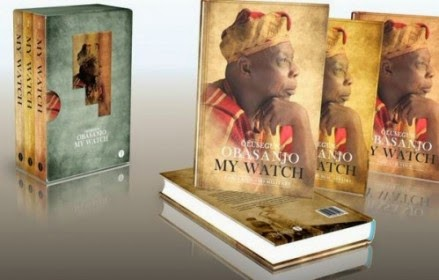 Obasanjo's New Book-My Watch