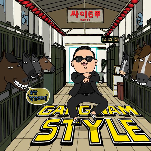 Gangnam Style Breaks YouTube
