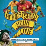 The African Cup Of Nations 2015 Fever Is On