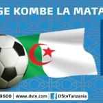 Robo Fainali Ya AFCON 2015 Ni Cote D'Voire Vs Algeria: Tizama Kupitia DStv