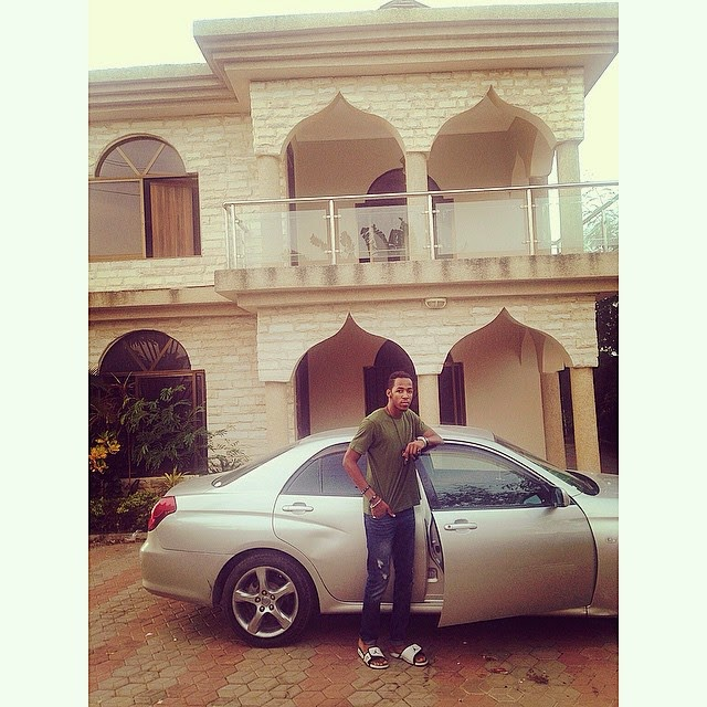 Idris Sultan House Big Brother Africa Winner