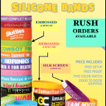 Quality Silicone Bands