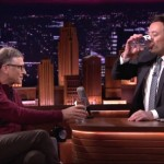 "See How Bill Gates Tricked Jimmy Fallon Into Drinking ""Poop Water"""