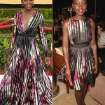 Lupita Nyong'o: Before And After Party At SAG Awards