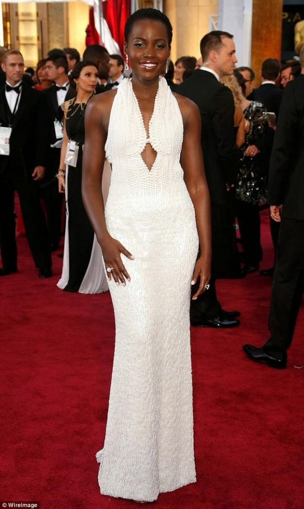 Lupita Nyong'o Dress Stolen