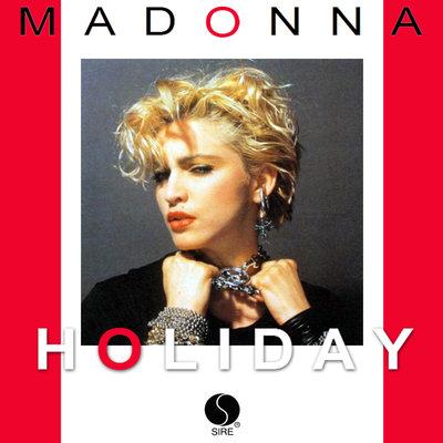 Holiday-madonna