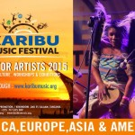 CALL FOR ARTISTS 2015 : KARIBU MUSIC FESTIVAL 6th (Fri) – 8th (Sun) NOVEMBER 2015, BAGAMOYO TANZANIA