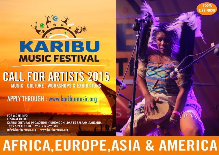 KaribuMusic Festival-Bagamoyo 2015