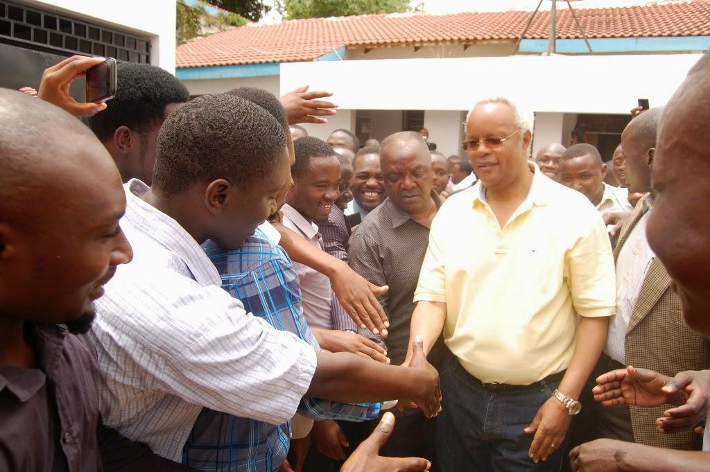 Edward Lowassa,University Of Dodoma,Tanzania,2015Elections-Tanzania
