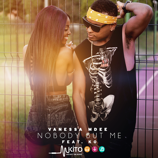 Vanessa Mdee,Nobody But Me,Nahreel,Lunatic,Master A,South Africa