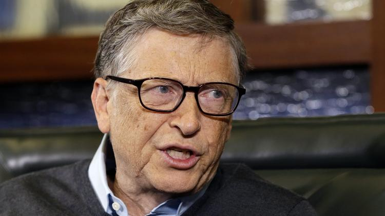 Bill Gates, World's Richest Man, Forbes Magazine,2015,Bill and Melinda Gates Foundation