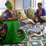 Kwanza Jamii Interviews Linda Bezuidenhout [LB] Part 1
