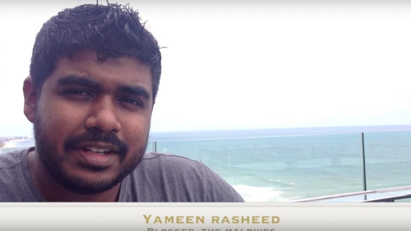 Maldives Blogger and Activist Yameen Rasheed Stabbed to Death