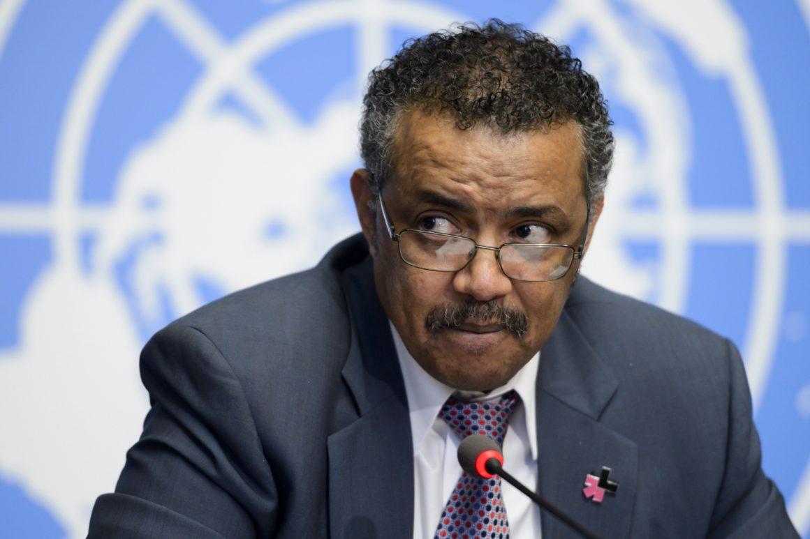 Dr.Tedros Adhanom Ghebreyesus Awa Mwafrika Wa Kwanza Kuongoza Shirika La Afya Duniani