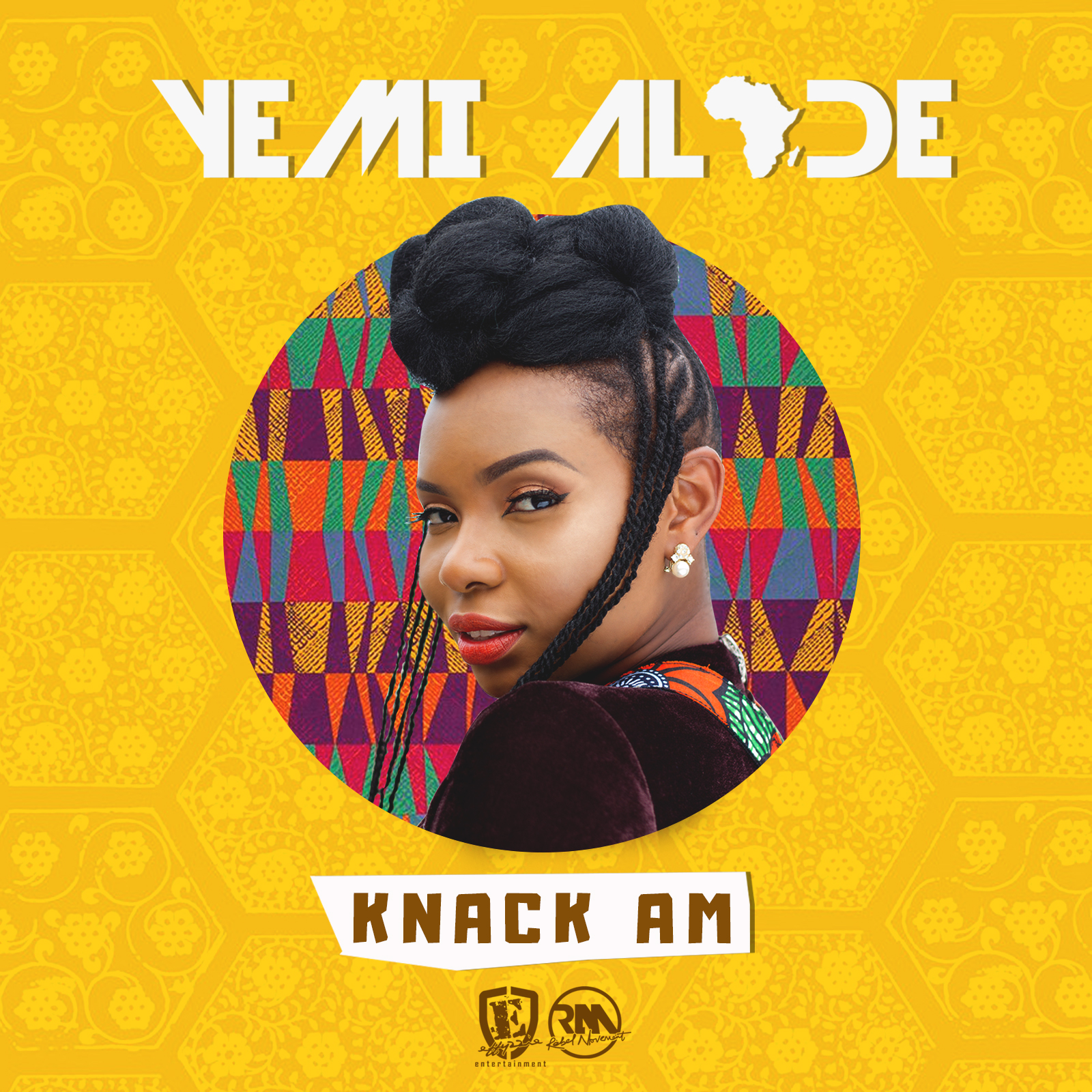Yemi Alade_Knack Am_Single