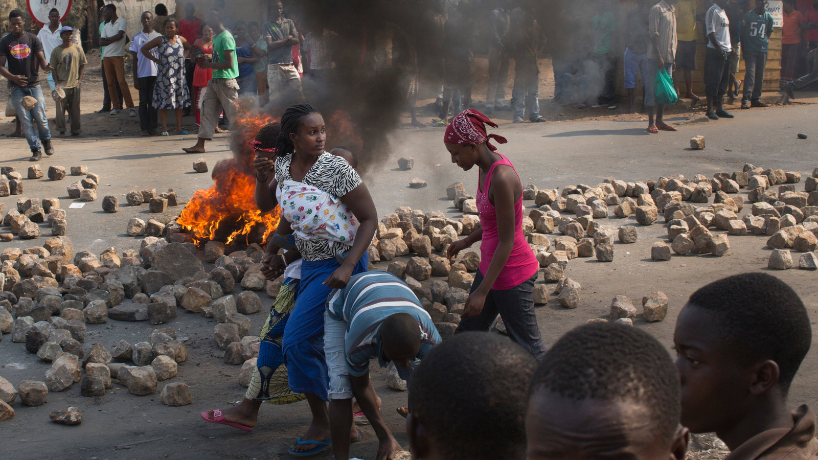 Burundi,Human Rights
