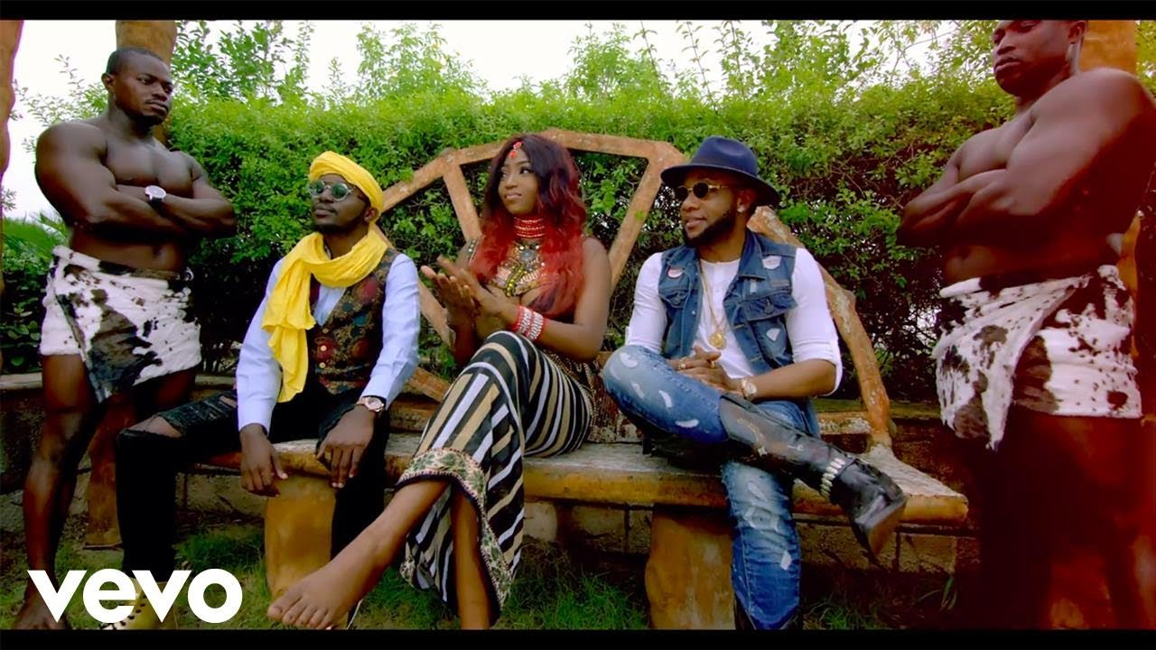 "Have You Watched ""Wine For Me"" By Kcee Ft.Sauti Sol?"